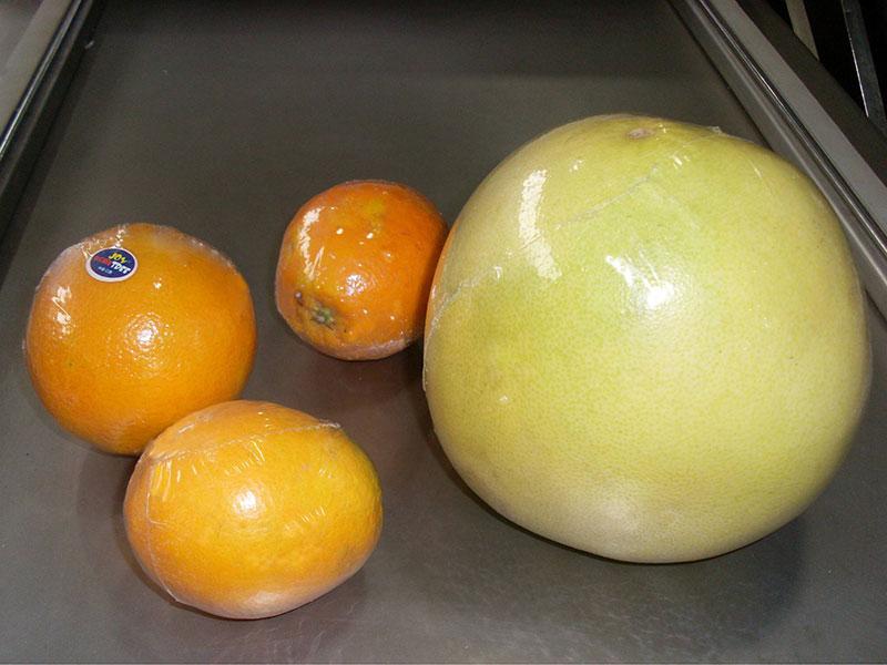 群昌包装圆形水果产品